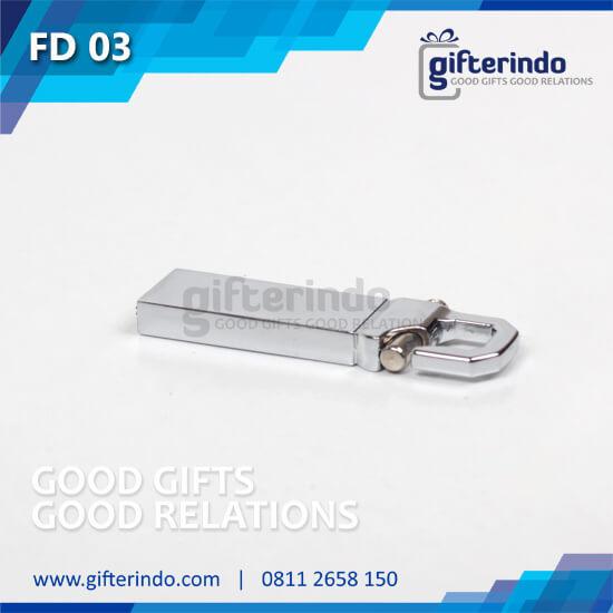 FD03 Flashdisk Metal Custom