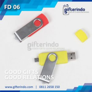 FD06 Flashdisk OTG Android Custom