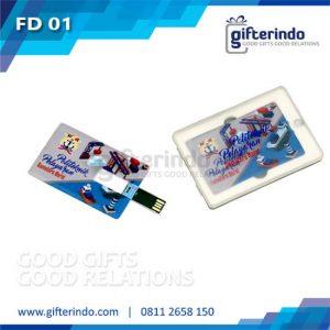 FD01 Flashdisk Card Politeknik Pelayaran