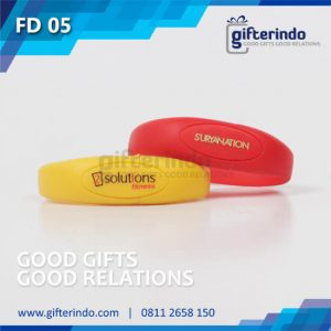 FD05 Flashdisk Gelang Custom