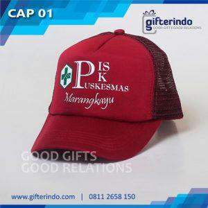 CAP01 Topi PISK Puskesmas Marangkayu