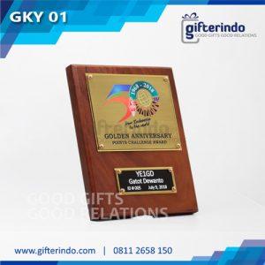 GKY01 Golden Anniversary