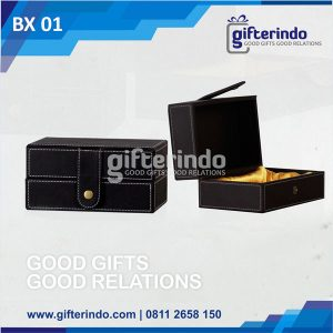 Box Kulit Vinyl