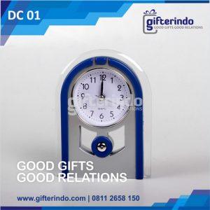Desk Clock Akrilik