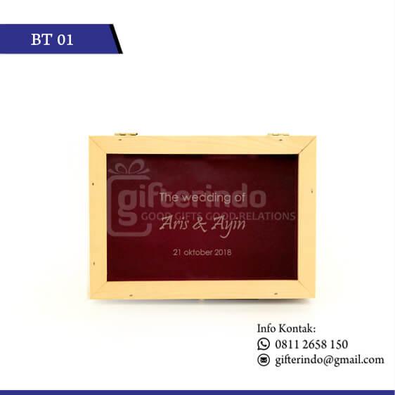 Gift Box Kayu