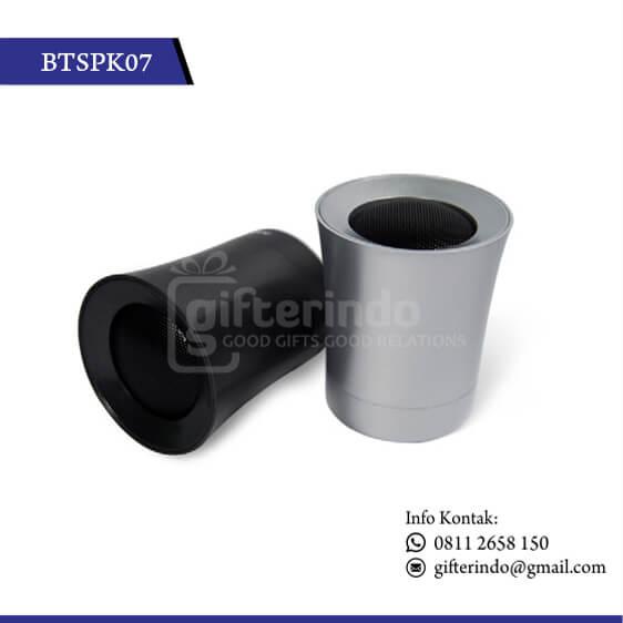 Speaker Bluetooth Tabung