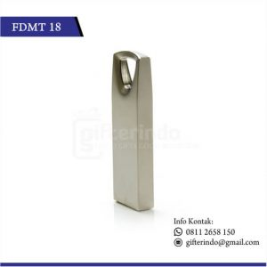 Flashdisk Metal Custom Logo