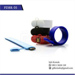 Flashdisk Karet Custom