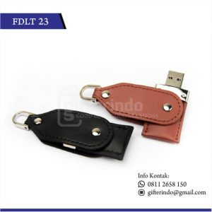 Flashdisk Kulit Custom