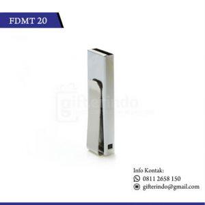 Flashdisk Metal Jepit