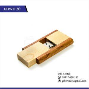 FDWD20 Flashdisk Kayu