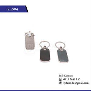Gantungan Kunci Stenlis Custom