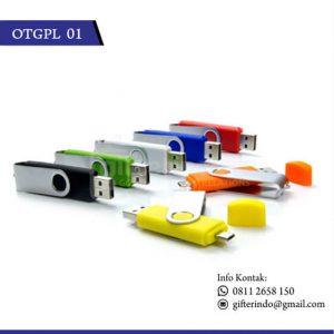 Flashdisk OTG Plastik