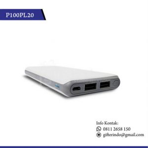 Powerbank 10000 mAh 2 Port