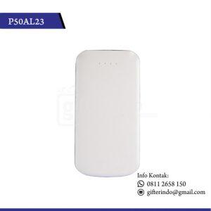 Powerbank 5000 Mah Putih