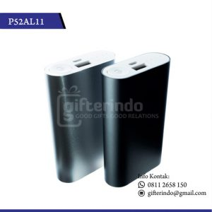 P52AL11 Powerbank 5200 Mah Custom Logo