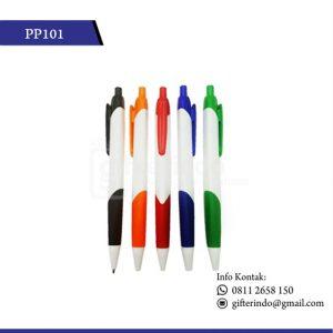 Pulpen Promosi Plastik